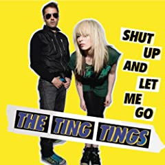 Shut Up And Let Me Go (Single)