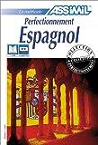 echange, troc Assimil - Collection Perfectionnement - Perfectionnement Espagnol (1 livre + coffret de 4 cassettes)
