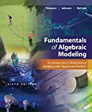 img - for Fundamentals of Algebraic Modeling by Daniel L. Timmons (2013-01-01) book / textbook / text book