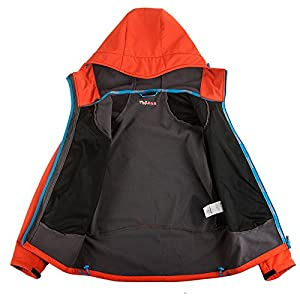 Chaqueta Senderismo Hombre Impermeable Hiking : Sports & Outdoors