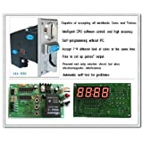 [Sintron] Multi Coin Acceptor Selector CH-926 and Timer Control Board for Vending Machine , accept 6 kinds of coins