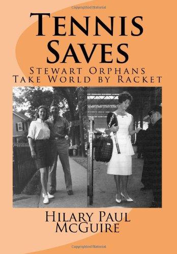 Tennis Saves: Stewart Orphans Take World by Racket