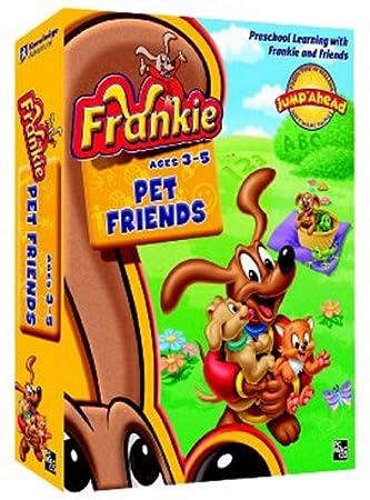 Jump Ahead Frankie Pet Friends Preschool