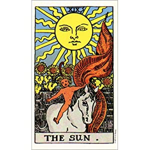 Amazon.com: Giant Rider-Waite Tarot Deck: Complete 78-Card Deck ...