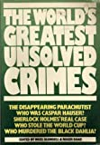 Nigel Blundell World's Greatest Unsolved Crimes, The
