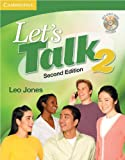 Lets Talk Level 2 Students Book with Self-study Audio CD (Lets Talk (Cambridge))