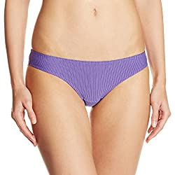 SOIE Women's Cotton Brief (CP-1106_Purple Grapes_M)