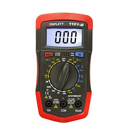 Triplett-1101-B-Compact-Digital-Multimeter-19-Measurement-Ranges