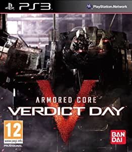 Armored Core: Verdict Day - [PlayStation 3]