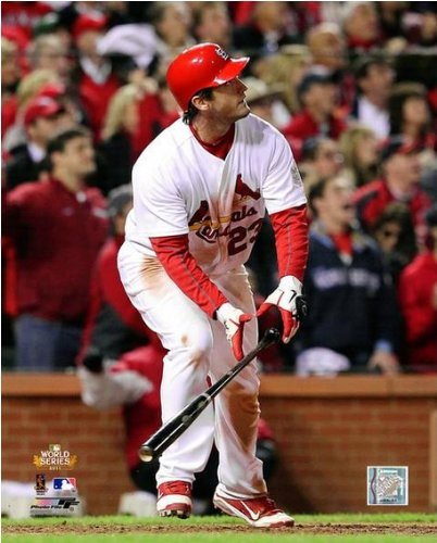 David Freese - Game 6 Winning Home Run at the 2011 World Series - MLB 8x10 Photo (St Louis Cardinals) at Amazon.com