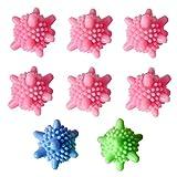8 Pieces Colorful