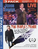 John Innes: Live at the Glasgow Royal Concert Hall / The People's Tenor [DVD]