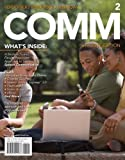 COMM 2 (with CourseMate, Interactive Video Activities, SpeechBuilder(TM) Express, InfoTrac 1-Semester Printed Access Card) (Engaging 4ltr Press Titles for Communication)