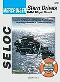 Mercruiser - All Gasoline Engines/Drives, 2001-2008 (Seloc Marine Manuals)