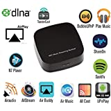 Ieast Airplay Dlna Qplay Airmusic Wifi Audio Receiver Music Equipment Wireless Music Box for Ios/android