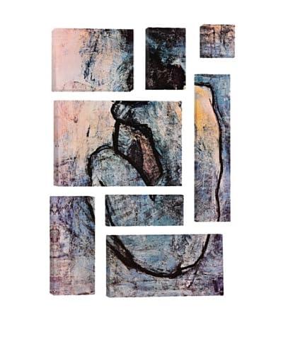 Pablo Picasso Blue Nude 8-Piece Giclée Canvas Print