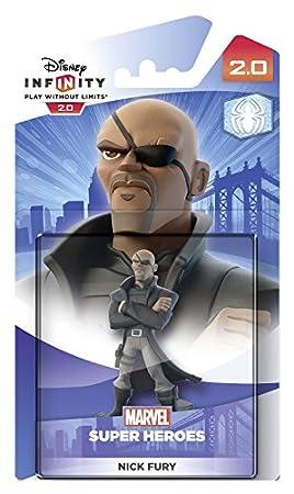 Disney Infinity 2.0 Character - Nick Fury Figure (PS4/PS3/Nintendo Wii U/Xbox 360/Xbox One)