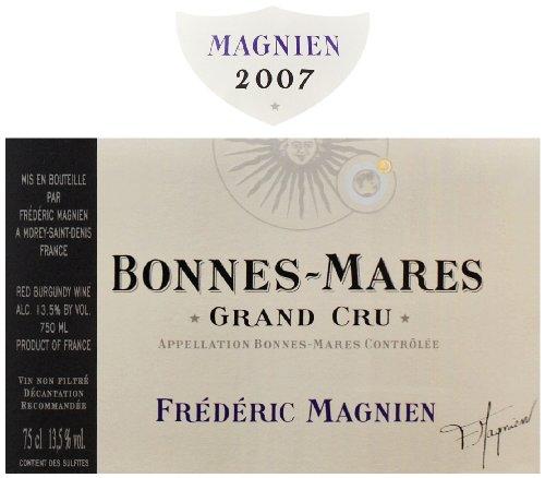 2007 Frédéric Magnien Bonnes-Mares Grand Cru Burgundy Pinot Noir 750 Ml