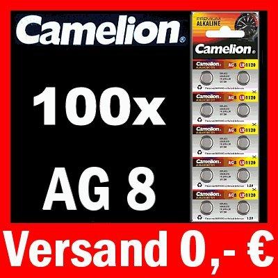 100 PILES bOUTON x lR55 aG8 gP91A 391 sR1120W cAMELION