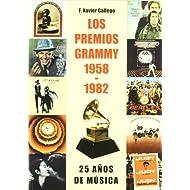 Los premios Grammy 1958-1982 : 25 años de música