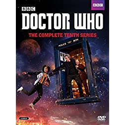 Doctor Who: Complete Series 10
