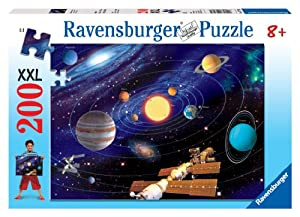 The Solar System 200 Piece Puzzle