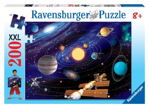 Ravensburger The Solar System - 200 Piece Puzzle