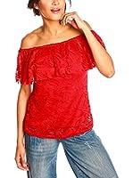 JUST SUCCES Blusa Ella (Rojo)
