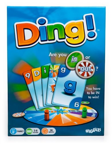 Ding Travel Game by Wiggles