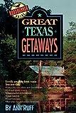 img - for Great Texas Getaways (Roadrunner Guide): A Roadrunner Guide by Ann Ruff (1992-04-01) book / textbook / text book