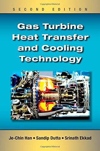 Gas Turbine Heat Transfer and Cooling Technology, Second Edition PDF