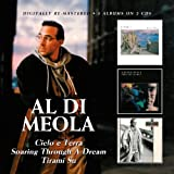 CIELO E TERRA, SOARING THROUGH By Al Di Meola (2009-05-13)