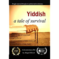 Yiddish: a tale of survival