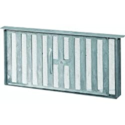 Air Vent Inc. 86159 45 Sq In Free Area Aluminum Manual Foundation Vent