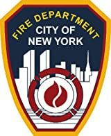 FDNY EMBLEM DECAL (3 SIZES)