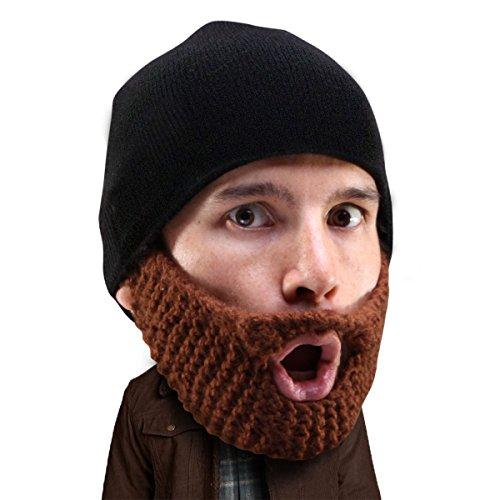 Beard Head - The Original Stubble Populous Knit Beard Beanie