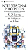 Interpersonal Perception (0060802359) by Laing, R. D.