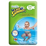 Huggies Little Swimmers Size 3-4 12 per pack case of 1