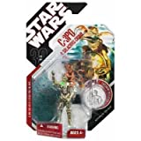 Star Wars Basic Figure C-3PO with Salacious Crumb