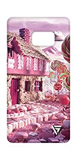 Vogueshell Candy Land Printed Symmetry PRO Series Hard Back Case for Samsung Note 7