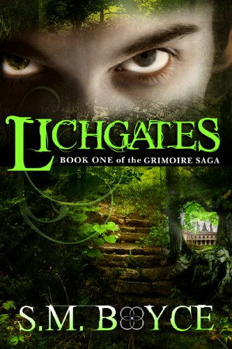 Lichgates by S. M. Boyce ebook deal