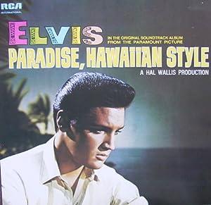 Paradise, Hawaiian Style [Vinyl LP]