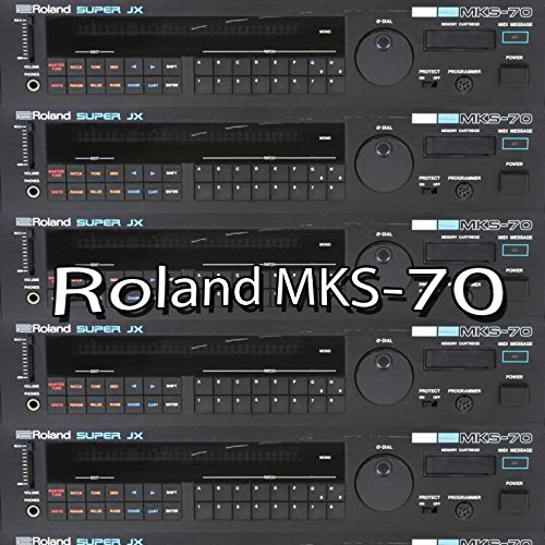 ROLAND MKS-70 Huge Sound Library & Editors