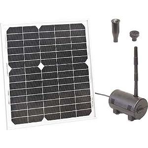 Süd Solar 01242 SolarPumpenset Grado  GartenKundenbewertung und weitere Informationen