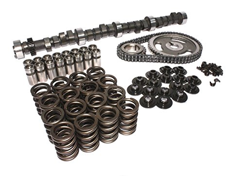 Chevy 283 327 350 400 Ultimate Cam+Lifters+Springs+Retainers+Locks Kit 375HP (Timing Change Kit) (350 Chevy Engine Cam compare prices)