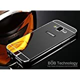 Samsung Galaxy Grand Case, Relax And Shop Luxury Aluminium Bumper With Mirror Acrylic Back For Samsung Galaxy...