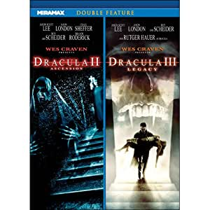 Dracula II: Ascension / Dracula III: Legacy (Double Feature)