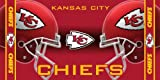 NFL Kansas City Chiefs Fiber Reactive Beach Towel at Amazon.com
