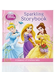 Disney Princess Sparkling Story Book