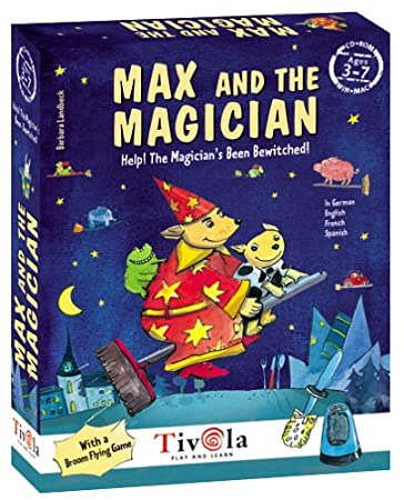 Max and the Magician